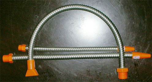 Pliable Stainless Steel Tube, Conduit